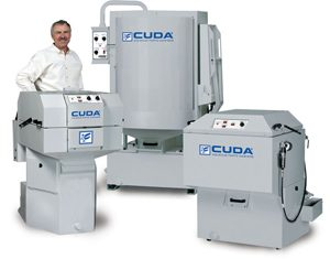 Cuda Automatic Parts Washers