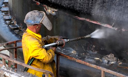 Hotsy Oilfield Cleaning