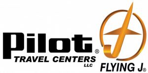 Pilot Flying J Logo
