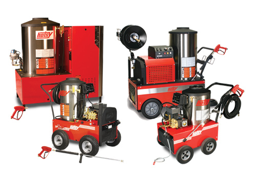 Hot Water Pressure Washers - 2
