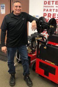 Ron Gonzales | Hotsy Equipment Company