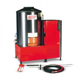 Heated Pressure Washer | Hotsy