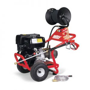 Industrial Pressure Washer | Hotsy