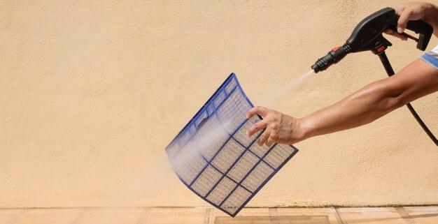 Hotsy Pressure washer - Hotsy