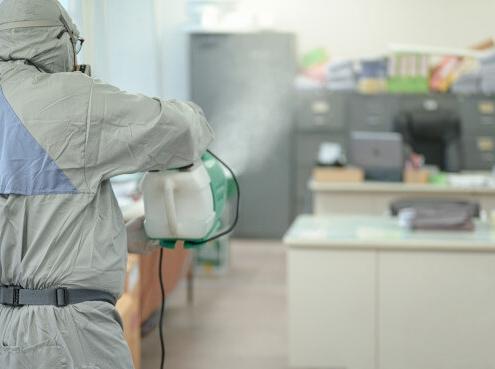 Protexus Electrostatic Sprayer - Hotsy