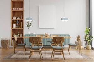 Modern Dining Room - Hotsy